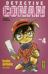 Détective Conan (manga) volume / tome 4