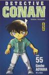 Détective Conan (manga) volume / tome 55