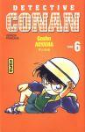Détective Conan (manga) volume / tome 6