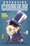 Détective Conan (manga) volume / tome 8