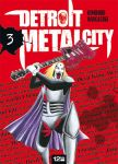 Detroit Metal City (manga) volume / tome 3