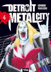 Detroit Metal City (manga) volume / tome 4