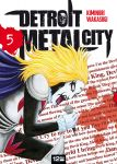 Detroit Metal City (manga) volume / tome 5