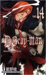 D.Gray-man (manga) volume / tome 14