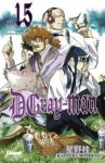 D.Gray-man (manga) volume / tome 15