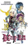 D.Gray-man (manga) volume / tome 19