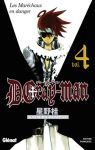 D.Gray-man (manga) volume / tome 4