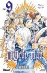 D.Gray-man (manga) volume / tome 9