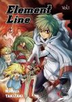 Element Line (manga) volume / tome 1