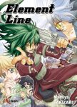 Element Line (manga) volume / tome 4