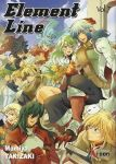 Element Line (manga) volume / tome 7