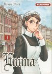 Emma (manga) volume / tome 1