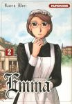 Emma (manga) volume / tome 2
