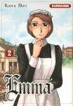 Emma (manga) volume / tome 2
