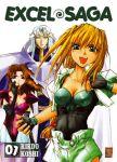 Excel Saga (manga) volume / tome 1