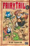 Fairy Tail (manga) volume / tome 1