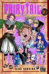 Fairy Tail (manga) volume / tome 16