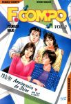F.Compo (manga) volume / tome 2
