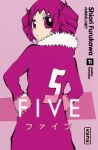 Five (manga) volume / tome 11