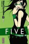 Five (manga) volume / tome 2