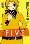 Five (manga) volume / tome 3