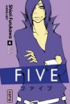 Five (manga) volume / tome 4
