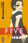 Five (manga) volume / tome 5
