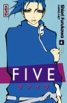 Five (manga) volume / tome 6