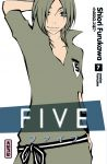Five (manga) volume / tome 7