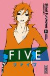 Five (manga) volume / tome 8