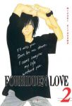 Forbidden Love (manga) volume / tome 2