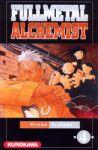 Fullmetal Alchemist (manga) volume / tome 4