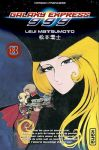 Galaxy Express 999 (manga) volume / tome 8