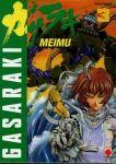 Gasaraki (manga) volume / tome 3