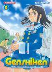 Genshiken (manga) volume / tome 6