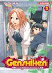 Genshiken (manga) volume / tome 9