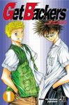 Get Backers (manga) volume / tome 1