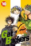 Get Backers (manga) volume / tome 10