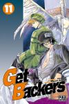 Get Backers (manga) volume / tome 11