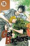 Get Backers (manga) volume / tome 13