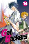 Get Backers (manga) volume / tome 14