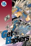 Get Backers (manga) volume / tome 15