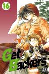 Get Backers (manga) volume / tome 16