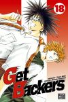 Get Backers (manga) volume / tome 18