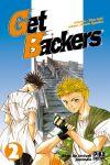 Get Backers (manga) volume / tome 2
