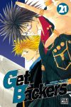 Get Backers (manga) volume / tome 21
