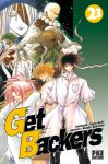 Get Backers (manga) volume / tome 23