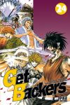 Get Backers (manga) volume / tome 24