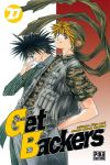 Get Backers (manga) volume / tome 27