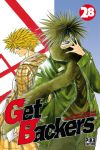 Get Backers (manga) volume / tome 28